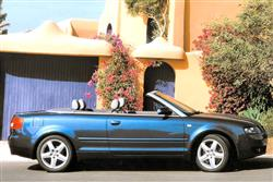 New Audi A4 (2001 - 2005) review