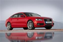 New Audi A5 Sportback (2010 - 2012) review