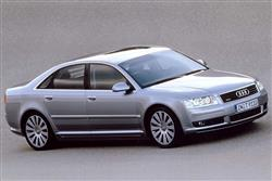 New Audi A8 (1994 - 2003) review