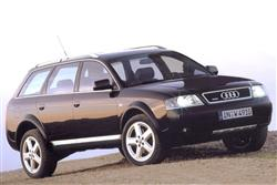 New Audi Allroad (2000 - 2006) review