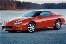 New Chevrolet Camaro (1998 - 2002) review