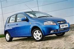 New Chevrolet Kalos (2005 - 2009) review