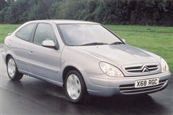 New Citroen Xsara Coupe (1998 - 2004) review