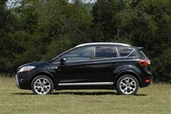New Ford Kuga (2010 - 2013) review