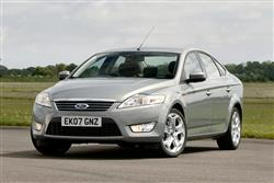 New Ford Mondeo MK4 (2007 - 2008) review