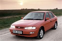 New Kia Mentor (1994 - 2001) review