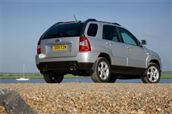 New Kia Sportage (2005 - 2010) review