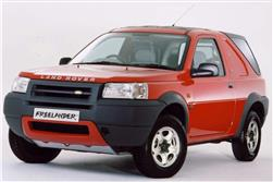 New Land Rover Freelander (1997 - 2006) review