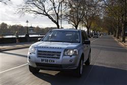 New Land Rover Freelander 2 (2008 - 2010) review