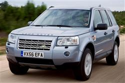 New Land Rover Freelander 2 (2006 - 2008) review