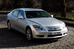 New Lexus LS 600h (2010-2013) review