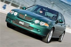 New MG ZS (2001 - 2005) review