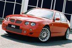 New MG ZT (2001 - 2005) review