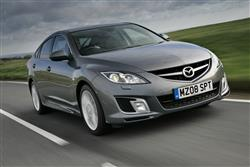 New Mazda6 (2007 - 2010) review