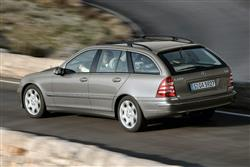 New Mercedes-Benz C-Class Estate (2001 - 2008) review