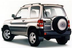 New Mitsubishi Shogun Pinin (2000 - 2006) review