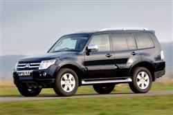 New Mitsubishi Shogun (2007 - 2009) review