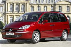 New Peugeot 807 (2002-2010) review