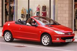 New Peugeot 206 Coupe Cabriolet (2000 - 2007) review