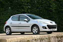 New Peugeot 207 (2010 - 2012) review