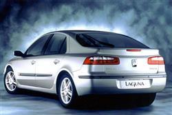 New Renault Laguna (1994 - 2001) review