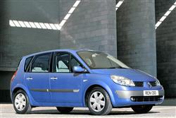 New Renault Scenic (2003 - 2009) review