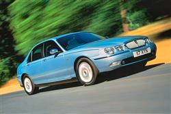 New Rover 75 (1999 - 2005) review