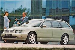 New Rover 75 Tourer (2001 - 2005) review