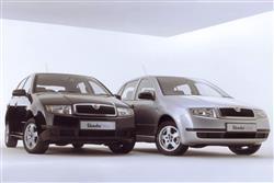 New Skoda Fabia (2000 - 2007) review