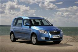 New Skoda Roomster (2006 - 2010) review