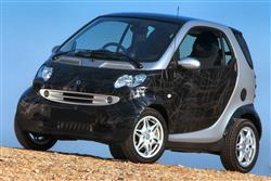 New Smart City Coupe & Fortwo Coupe (2000 - 2007) review