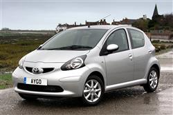 New Toyota Aygo (2005 - 2011) review