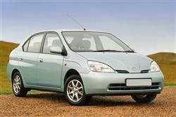 New Toyota Prius (2000 - 2003) review
