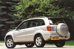 New Toyota RAV4 (1994 - 2000) review
