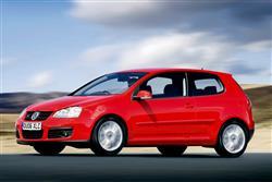 New Volkswagen Golf MK 5 (2004 - 2009) review