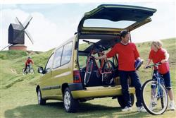 New Citroen Berlingo Multispace (1998 - 2008) review