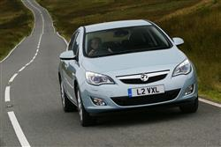 New Vauxhall Astra (2010 - 2012) review