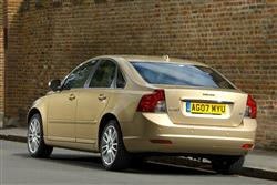 New Volvo S40 (2004 - 2012) review
