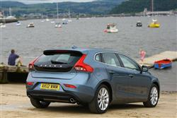 New Volvo V40 (2012 - 2014) review