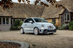 New Abarth 595 review
