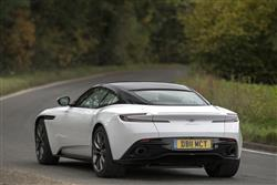 New Aston Martin DB11 review