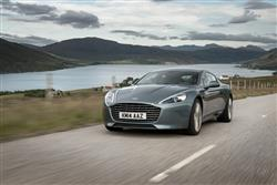 New Aston Martin Rapide S review