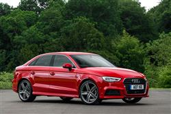 New Audi A3 Saloon review
