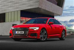 New Audi A6 review