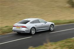 HATCHING A SMARTER PLAN Audi A Sportback Range Independent New - Audi a7 mpg