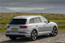 New Audi Q7 review