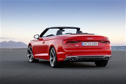 New Audi S5 Cabriolet review