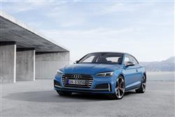 New Audi S5 Coupe review