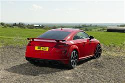New Audi TT RS review