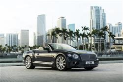 New Bentley Continental GT Convertible review
